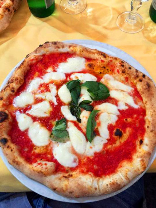 antica pizzeria port'alba naples