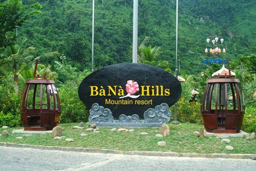 Ba na hill