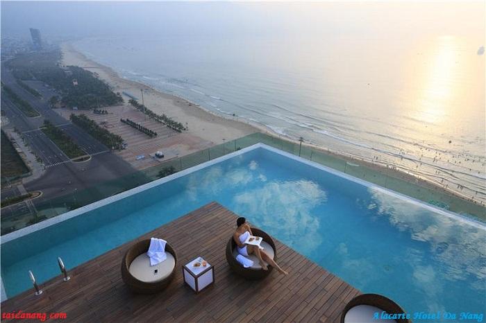 alacarte hotel da nang