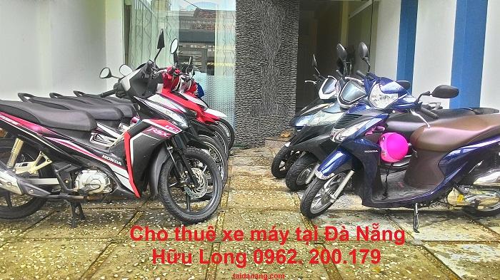 cho thue xe may tai Da Nang