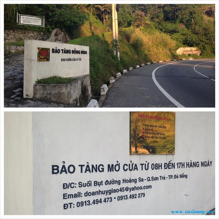 bao tang dong dinh