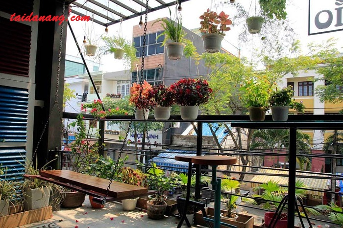 cafe lãng mạn đà nẵng