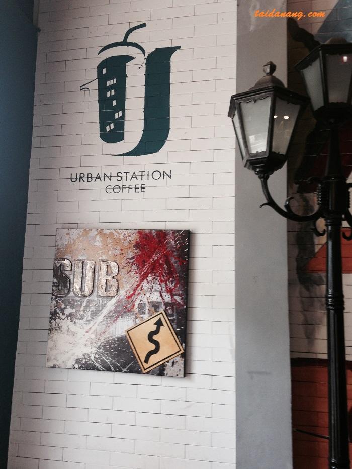 urban station coffee da nang