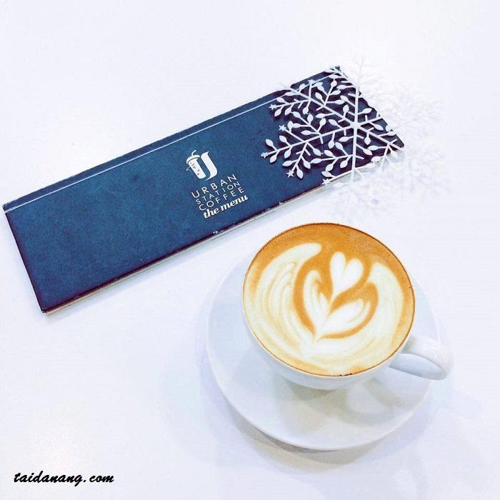 urban station coffee