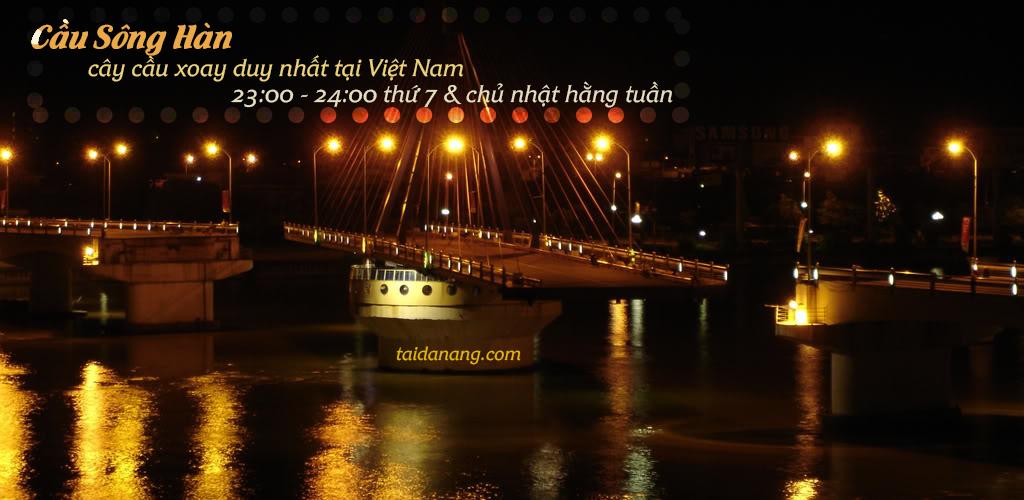nhung cay cau Da Nang