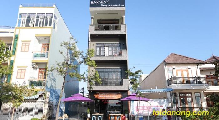 barney's da nang backpackers hostel