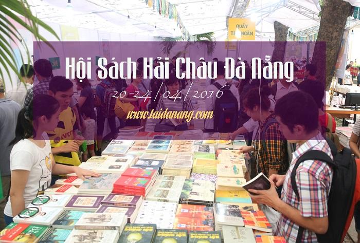 Hoi sach Hai Chau Da Nang 2016