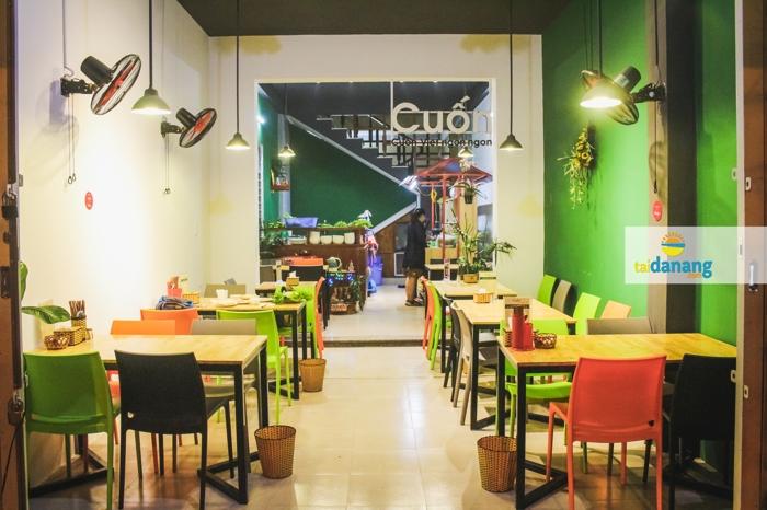 Am thuc cuon Da Nang