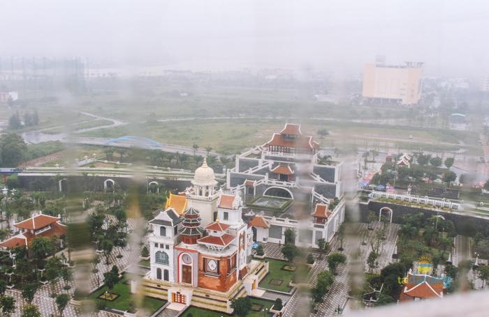 Asia Park ngay Tet
