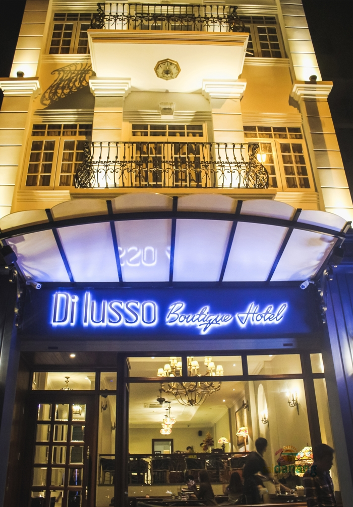 Di Lusso cafe & louge