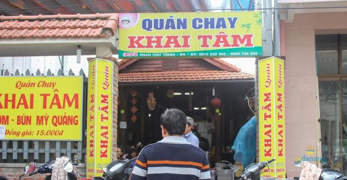 Quan chay Da Nang