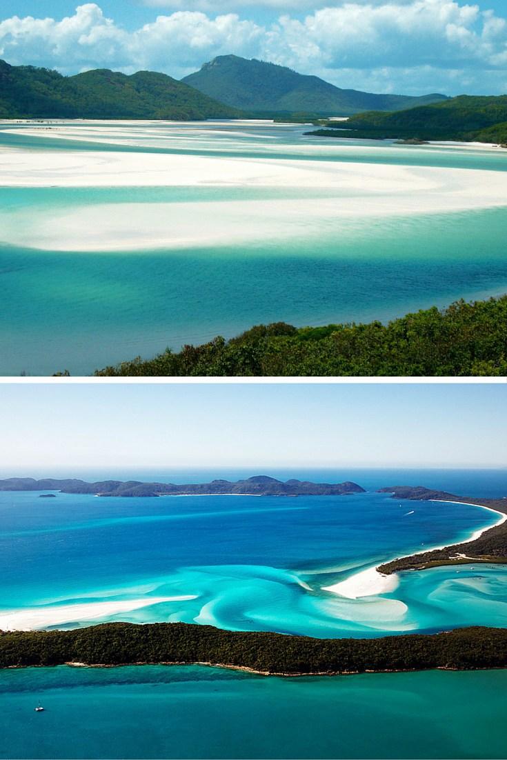 Whitehaven beach – whitsunday island, australia