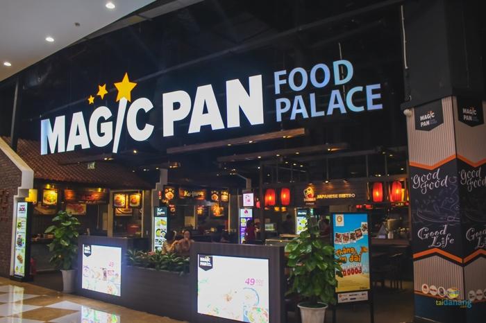 Magic- Pan-vincom