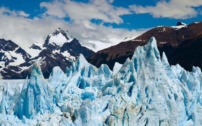 vung bang Patagonian, Argentina