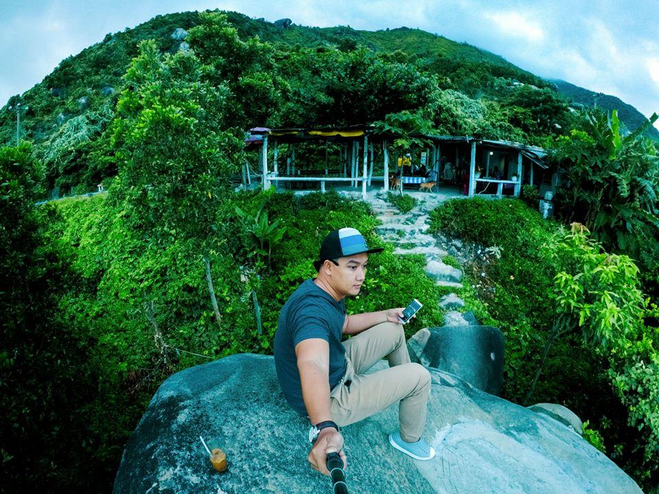 Cafe với núi ngắm vẻ đẹp mê hồn của đèo Hải Vân - 6