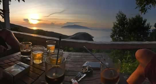 Cafe với núi ngắm vẻ đẹp mê hồn của đèo Hải Vân - 8