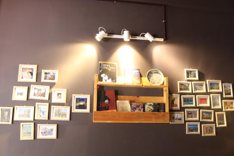 Chốn mộng mơ cho kẻ lãng du ở La pensée café Librairie - 3