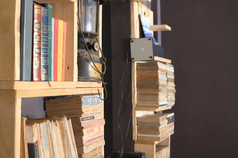 Chốn mộng mơ cho kẻ lãng du ở La pensée café Librairie - 5