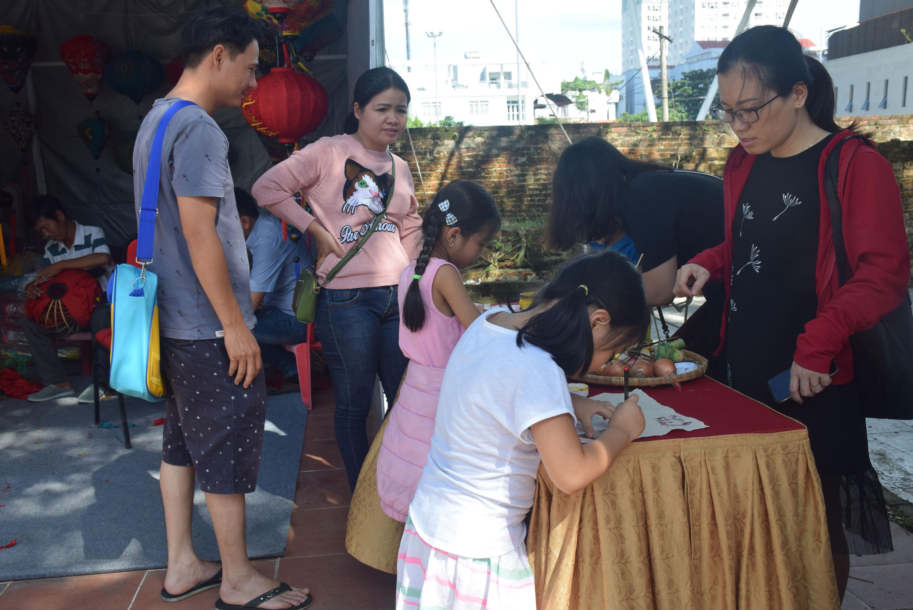 Liên hoan làng nghề truyền thống xứ Quảng năm 2017 tại Bảo Tàng Đà Nẵng - 12