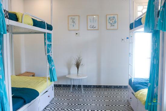 The Compass –  Hostel mang vị biển giữa lòng Đà Thành